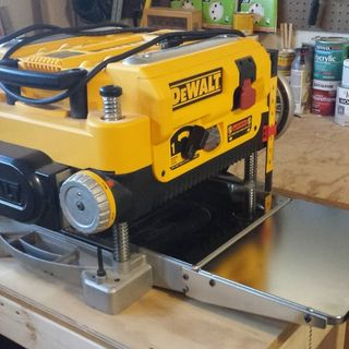 How to Use a Wood Planer - Beginnners #8 -  woodworkweb