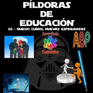 PDE03 - Nuevo curso, nuevas esperanzas