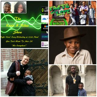 The Kevin & Nikee Show - Tyra and Taj Coleman - Mom-ager and Child Actor