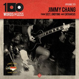 Jimmy Chang from Sect, Undying and Catharsis
