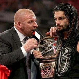 No Rollins Big Problem for WWE