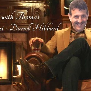 An evening with Thomas : Darrell Hibbard