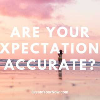 1723 Are Your Expectations Accurate?