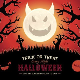 New Trick-or-Treat Tips!  Kat Hack with Evy