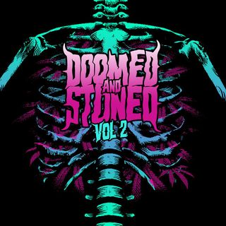 Dooomed & Stoned 80: Cover VI