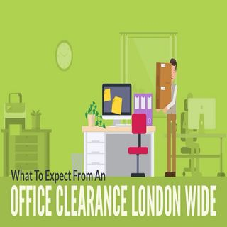 What To Expect From An Office Clearance London Wide