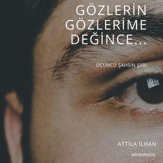 Attila İlhan-Üçüncü Şahsın Şiiri
