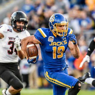 Best Available Draft Podcast:South Dakota State Wide Receiver Jake Wieneke