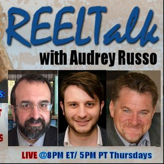 REELTalk: Author Robert Spencer, from the UK Jack Buckby and Comedian Jack Simmons