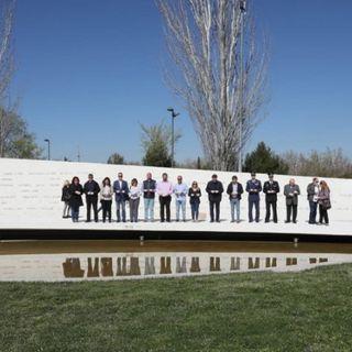 Getafe rinde homenaje a las víctimas del los atentados del 11M