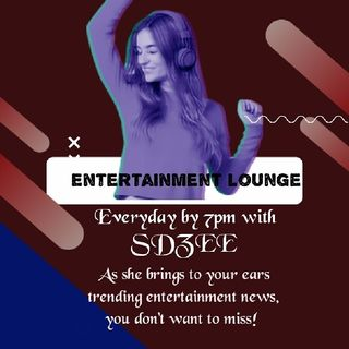 Entertainment Lounge With SDZ On Zee Fm