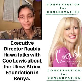 Raabia Hawa _LIVE_ on Coexist with Coe Lewis (1) Ep 241