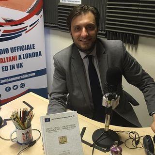 """""""Diritto e libertà di credo in Europa, un cammino difficile"""" con Avv Amiccarelli esponente dell'organizzazione FOB"""