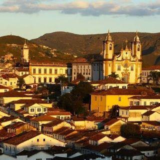Podcast A charmosa Ouro Preto - Trip da Mix