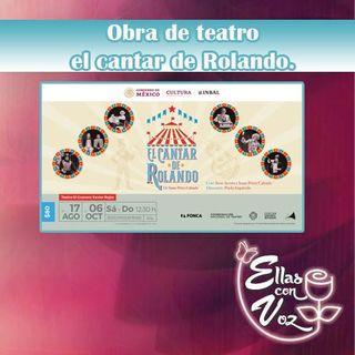 """Obra de teatro """"El cantar de Rolando"""""""