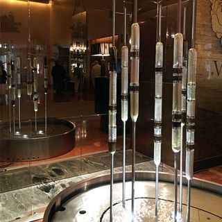 L'incontro tra acqua e vetro: Rhythmus H2O alla Venice Glass Week