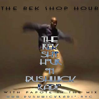 #strictlyhouse Presents The Rek Shop Hour w/ Papote