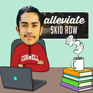 DB 033: Giovanni Pantoja On Alleviate Skid Row & The Value of Mentorship
