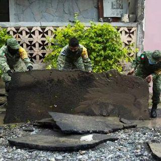 Nuevo León, solicita ayuda para damnificados de la tormenta Hanna