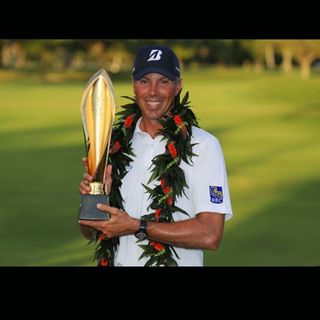 Kuchar wins The Sony Open