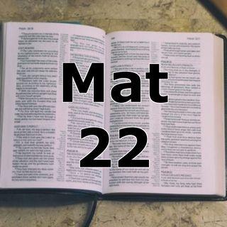 08 - Ewangelia Mateusza, rozdział 22