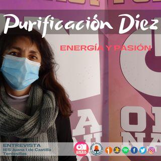 20CMA-Puri Díez: energía y pasión