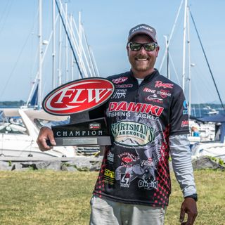 A converation with FLW Pro Bryan Thrift