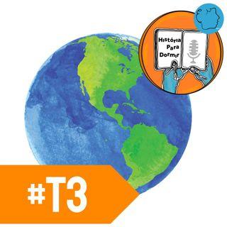 [T3] Histórias dos Países pelo Mundo!