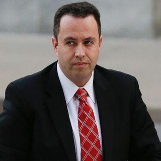 Jared Fogle got off Lucky, prostitute on an airplane