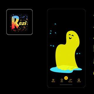 A Positive Approach to Social Media, Rhonda & Aris Persidis, designers of Rezi