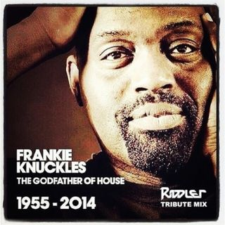 Frankie Knuckles Tribute Mix by DJ Riddler