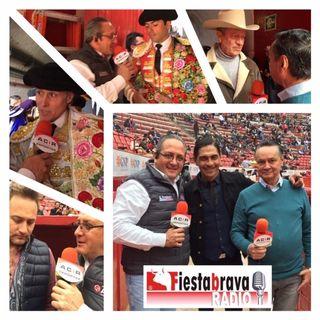 Los detalles tras la Décima Primer corrida en Fiesta Brava Domingo 13 de Enero 2019