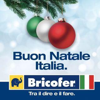 Spot Radiofonico Bricofer Natale 2020 -  Roma Rocca Cencia - Fonte Nuova