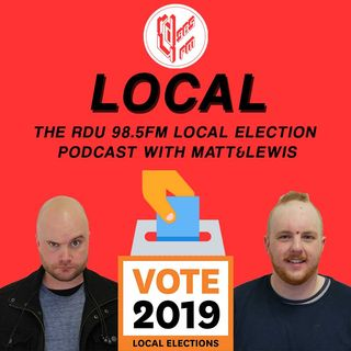 LOCAL w/ Lewis and Matt