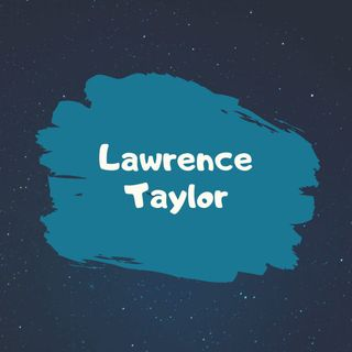 Lawrence Taylor: Que muleque experiente!