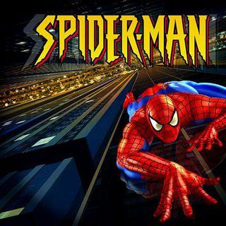 "RADIO GIAFFY - 05/02/19 ""Spiderman (1994) - Street Sharks"""