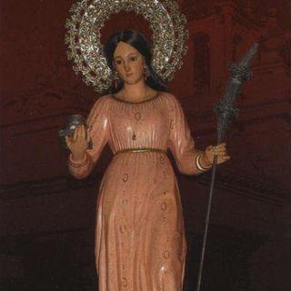 Santa Eulalia de Mérida, virgen y mártir