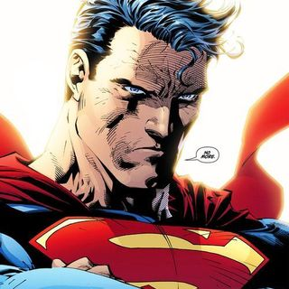 Issue 38: Superman No More?