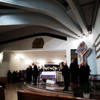 Coro Di Nulvi In Concerto A Mater Ecclesiae