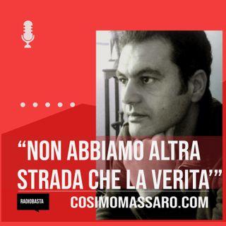 Episodio - 2: Vincere l'incantamento della menzogna - Cosimo Massaro