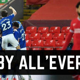 Liverpool Everton 0-2. Toffees da 10 e lode! Top e flop