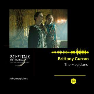 Brittany Curran The Magicians
