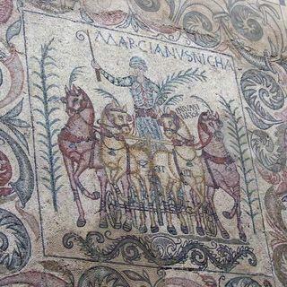 Una de romanos: Los Aurigas