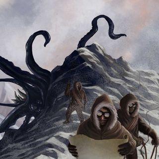 """""""Le montagne della follia"""" di H.P. Lovecraft"""