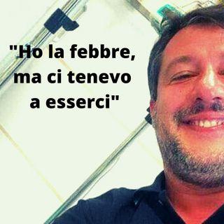 Salvini e la febbre