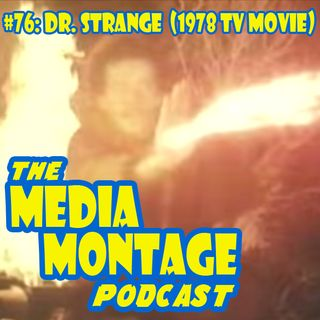 MMP 76 Dr. Strange (1978 TV Movie)