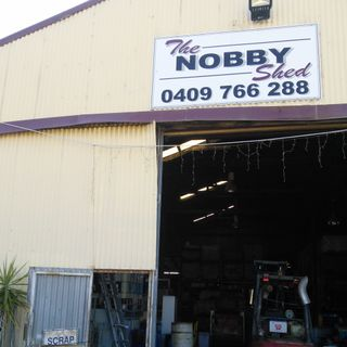 LEO Forum - Postcard 4 - The Nobby Shed and Lyle's job