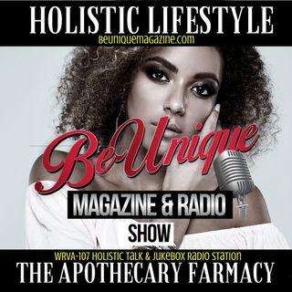 BeUnique Magazine and Radio Station; Wholistic Lifestyle