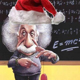 Santa Claus and Einstein