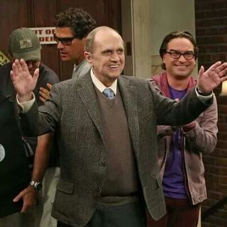 Bob Newhart From Big Bang Theory